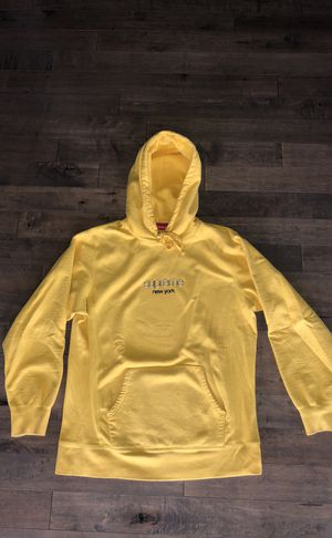 Supreme NYC men's hoodie for Sale in Lake Oswego, OR