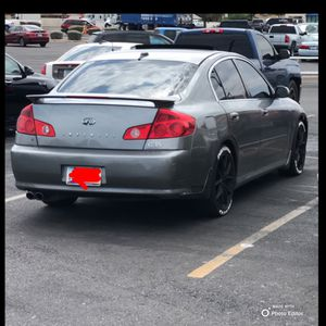 Infiniti g35 part out for Sale in Tolleson, AZ