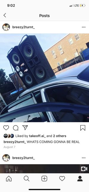 VOICE SPEAKERS for Sale in The Bronx, NY