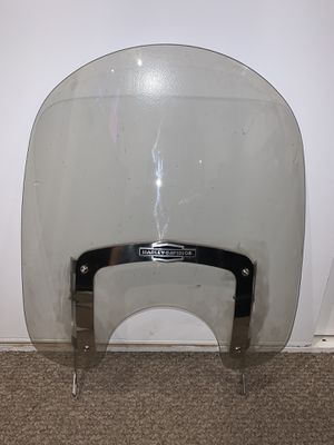 Harley Davidson detachable windshield for Sale in Downey, CA