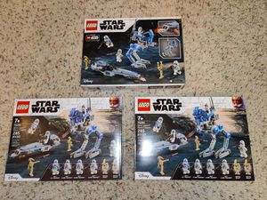 Lego Star Wars 501st bundle for Sale in San Leandro, CA