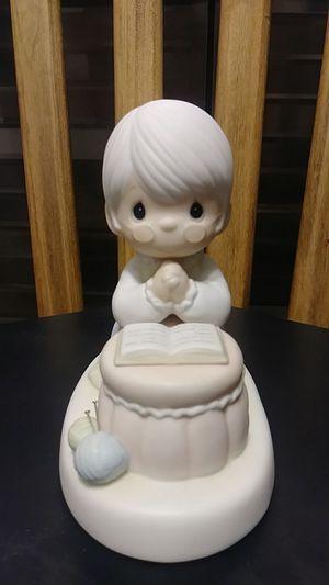 "Vintage precious moments figurine -""grandmas prayer"" special edition for members only-1986 for Sale in La Puente, CA"