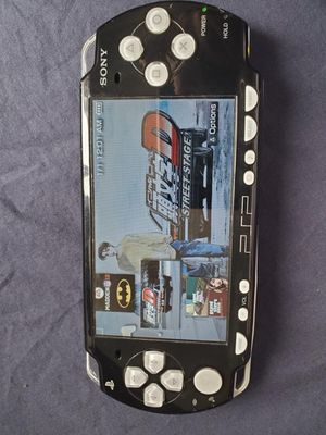 2001 * SLIM * - PSP - WITH 5,000 GAMES !!! for Sale in Garden Grove, CA