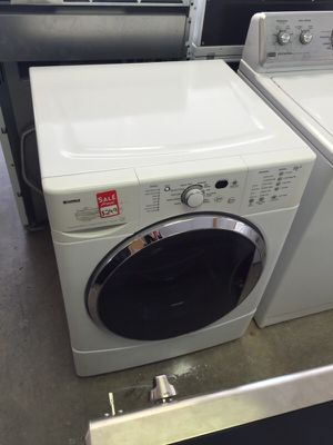 "27"" KENMORE FRONTLOAD WASHER WORKS GREAT CLEAN for Sale in Fort Washington, MD"