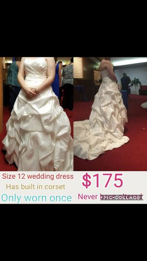 Wedding dress for Sale in Rusk, TX