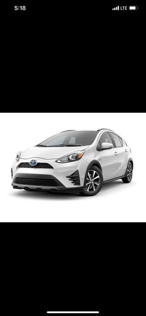 2018 Toyota Prius C oem headlights for Sale in Vancouver, WA