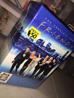 FRIENDS the Complete series (DVD) for Sale in Inglewood, CA