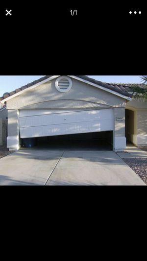 Garage Door Repair for Sale in San Antonio, TX
