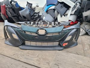 2017 -2019 Toyota prius prime Front Bumper and Radiator A/condencer, Fan oem parts for Sale in Los Angeles, CA