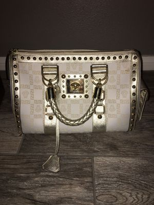 Versace bag Authentic for Sale in Lake Elsinore, CA