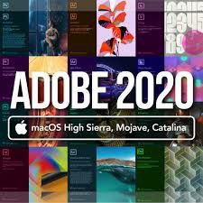 All 2020 Adobe Applications for Mac OS for Sale in Baltimore, MD