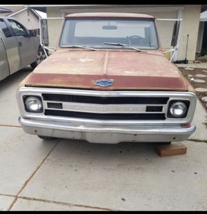 67-72 C10 C20 parts Chevrolet GMC for Sale in Riverside, CA
