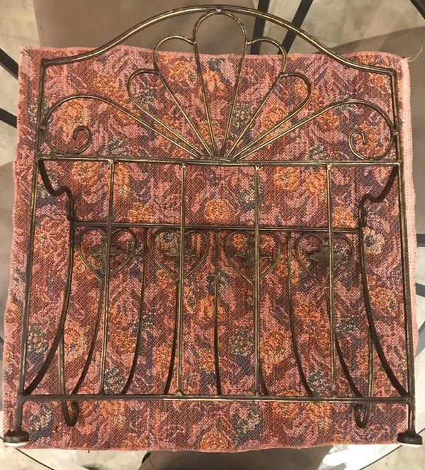 Magazine or Towel Rack