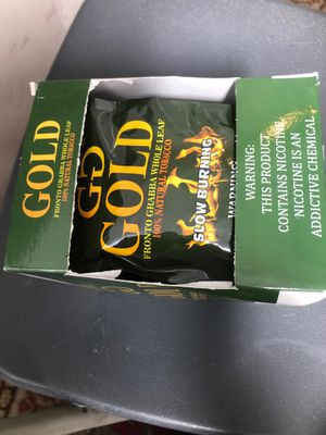Gold Grabba Wholeleaf for Sale in Los Angeles, CA