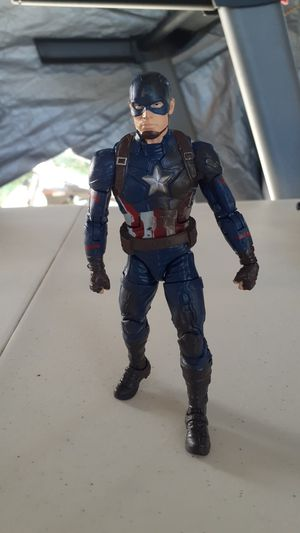 Captain America Action Figure for Sale in San Diego, CA