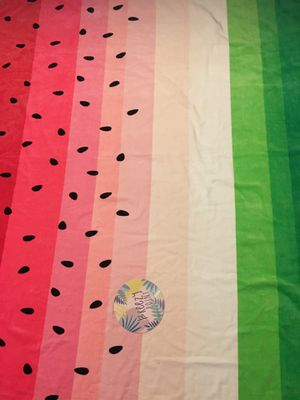 Watermelon StyleTwo Person Beach Towel - 58 by 70 inches for Sale in Chicago, IL