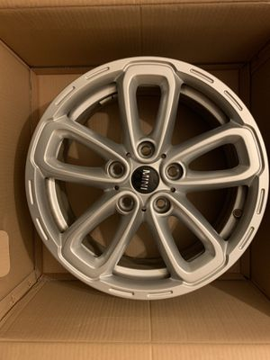 OEM 11-16 Mini Cooper Countryman 5 Twin Spoke Alloy Wheels Rims for Sale in Citrus Heights, CA