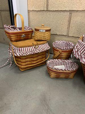 Longaberg baskets for Sale in Redlands, CA