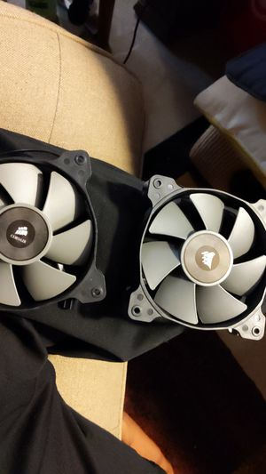 Corsair fans for Sale in Nowthen, MN