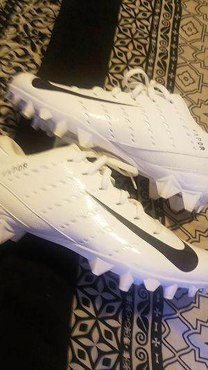 Nile vapor football cleats for Sale in Avondale, AZ