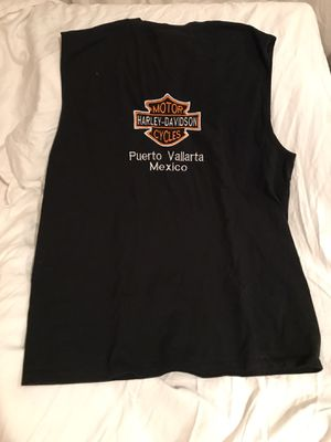 Harley Davidson Motorcycles Tank Top - XL for Sale in Tacoma, WA