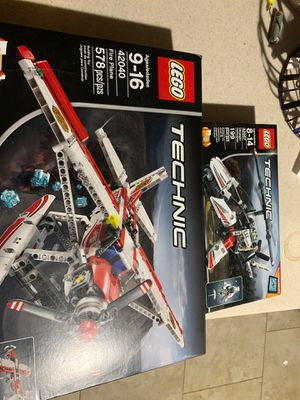 2 LEGO Technic sets- sealed in mint condition for Sale in Goodyear, AZ
