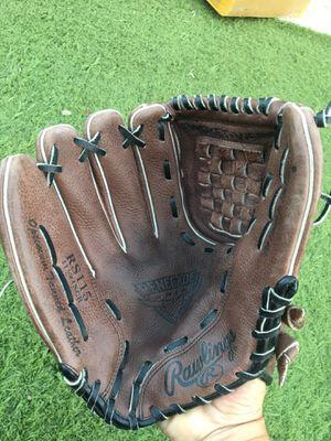 "Rawlings Renegade 11 1/2"" Baseball Softball Glove Left Handers for Sale in Fresno, CA"
