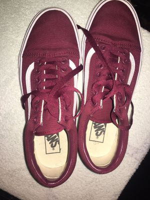 vans shoes for Sale in Buffalo, NY