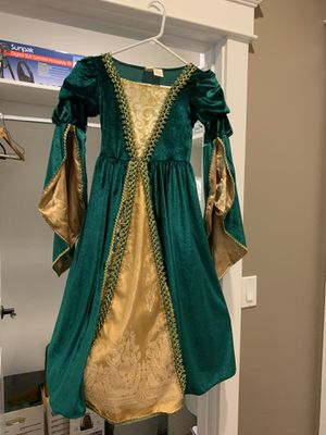 Girls costume dress (6-7 yrs) for Sale in San Carlos, CA