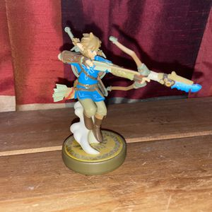 Amiibo Link Zelda Breath Of The Wild for Sale in Miami, FL