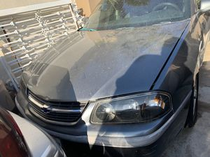 2004 Chevy Impala (Parts) for Sale in Los Angeles, CA
