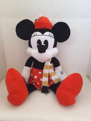 Disney Christmas Minnie Mouse plush Christmas for Sale in Los Angeles, CA
