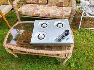 Camper stove for Sale in Hillsboro, NH