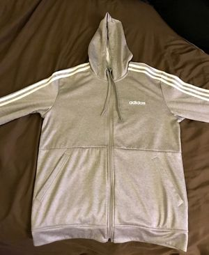Adidas zip up hoodie. for Sale in South San Francisco, CA