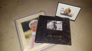 Photo album and frames for Sale in Warren, RI