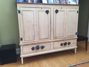 French country cabinet for Sale in Mercer Island, WA