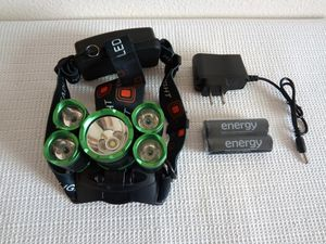 Green T6 5 LED Headlight for Sale in San Diego, CA