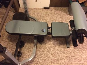 Home Weight Bench & Bar for Sale in Grand Island, NE