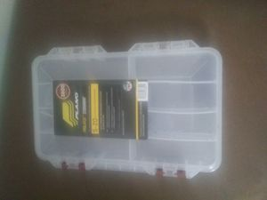 Fishing tackle box for Sale in Peoria, IL