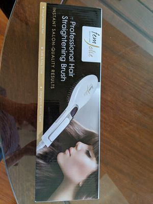 Professional hair straightening brush for Sale in Irvine, CA