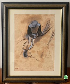 Jockey Flexed Forward Standing In the Saddle for Sale in Brooklyn, NY