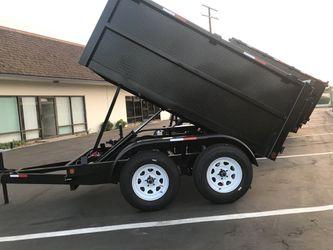 2019 Dump Trailer 5x8x3 for Sale in La Crescenta-Montrose,  CA