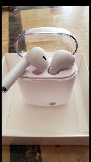 Bluetooth Wireless Stereo Headphones Earbuds for Samsung Galaxy Note LG or Apple iPhon for Sale in Berwyn, IL