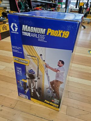 Graco Magnum Pro X 19 Paint Sprayer for Sale in Framingham, MA