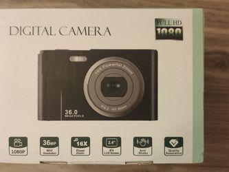 2.7K HD Digital Camera for Sale in Atlanta,  GA