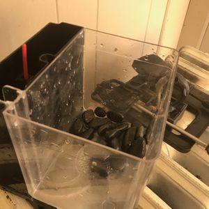 Betta Fish Tank /W Accesories for Sale in Arlington, VA