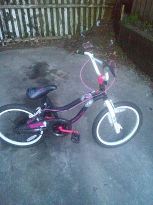 Monster high girl bike for Sale in Warren, RI