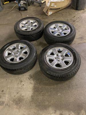 Jeep commander wheels for sale for Sale in Mokena, IL