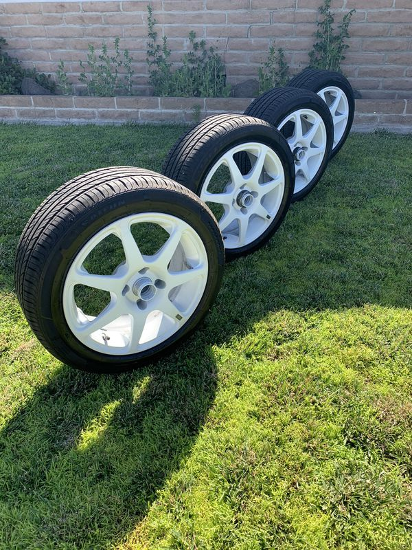 TSW Wheels and brand new tires