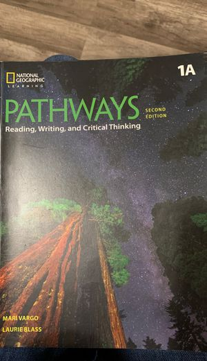 Pathways second edition 1A for Sale in Richmond, CA